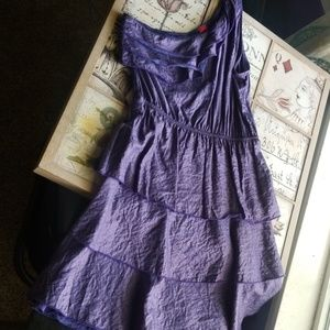 Beautiful Hello Miss Shoulder Dress